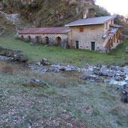 Alpe di Puria di sotto 1020 m