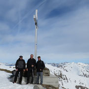 Croce della Basciota 2076 m
