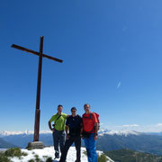 Sasso Gordona 1410 m