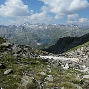 Sunnig Lücke 2585 m