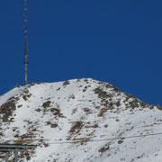 Monte Lema visto da Miglieglia 706 m