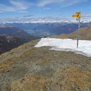 Dal Gazzirola 2116 m verso Locarno