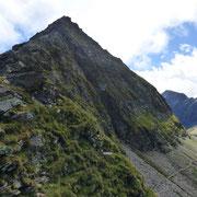 Piz d'Arbeola dal Pass de la Cruseta