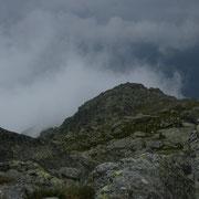 Cima quotata 2506 m