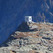 Punta di Larescia e Capanna Nido d'Aquila
