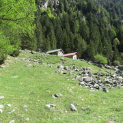 Alpe di Corött 1507 m