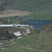 Capanna Cadagno e Lago Cadagno