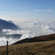 Verso Lugano .......