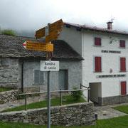 Pian Cusello 1343 m