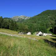 Monte degli Stroppini 971 m