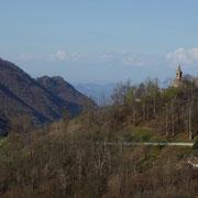 Da Cozzo 1025 m verso Colla