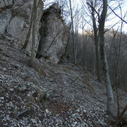 Salita al Monte Bronzone
