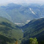 Valle d'Arbedo e Laghetto d'Orbello