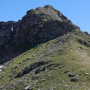 Wenglilücka 2478 m