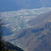 Verso Bellinzona