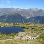 Verso il Lago Ritom
