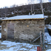 Alpe Agario 1495 m