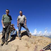 Punta dei Camosci 3044 m