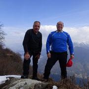 Monte Comana 1215 m