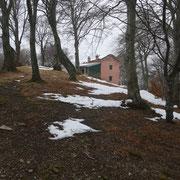 Passiamo dalla Baita Krinken 1204 m