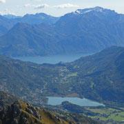 Lago di Como e Lago di Piano