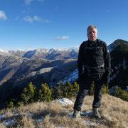 Cima dell'Oress 1706 m