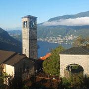 Palanzo e Lago di Como