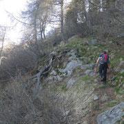 Salita all'Alpe di Gagèrn