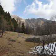 Alpe Canigiolo 1495 m