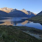 Lago di Santa Maria 1908 m
