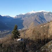 Monti di Juri 812 m