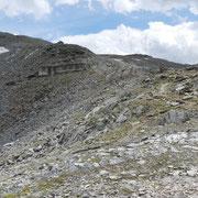 Passo Sella 2701 m