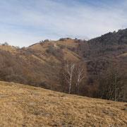 Verso il Monte Bisbino e Cavazzo