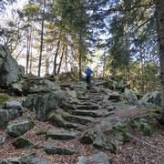 Sul sentiero per la Capanna Brogoldone