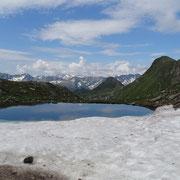 Laghetto di Taneda 2304 m