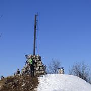 Monte Bolettone 1317 m