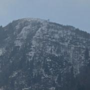 Monte Giove visto da L'Agher