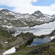 Bassa del Lago Scuro 2477 m