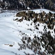 Alp de Carnac e Motta de Carnac