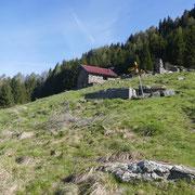 Alpe Domàs 1666 m