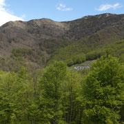Alpe Cedullo e Monte Gambarogno