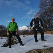 Monte Borgna 1157 m
