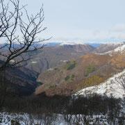 Verso il Monte Paglione