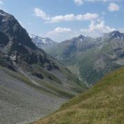 Verso la Val Curciusa