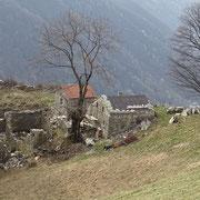 Alpe di Sella 1191 m