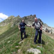 Bassa di Canariscetto 2488 m