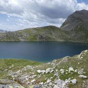 Lago dello Stabbio e Pizzo Taneda