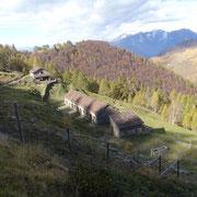 Alpe Matro 1524 m