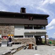 Capanna Campo Tencia 2140 m
