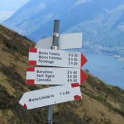 Passo Percadugine 1646 m